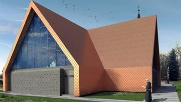 Rozbudowa kościoła w Rokietnicy