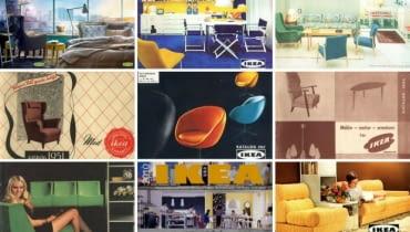 archiwalne okładki, katalog IKEA, katalogi IKEA, stare okładki, stare katalogi IKEA