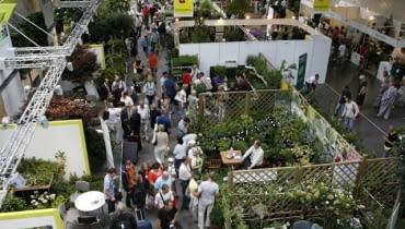 Stoiska na wystawie Zieleń To Zycie 2011
