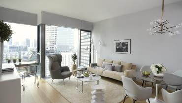 Cosmopolitan, Apartament pokazowy