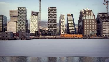 Barcode, Oslo, źródło: MAD / Jiri Havran