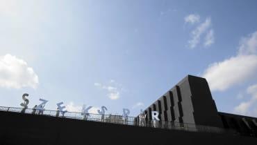 01.05.2014 Gdansk . Dni otwarte teatr szekspirowski . Fot. Dominik Sadowski / Agencja Gazeta SLOWA KLUCZOWE: POMORSKA KOLEJ METROPOLITARNA