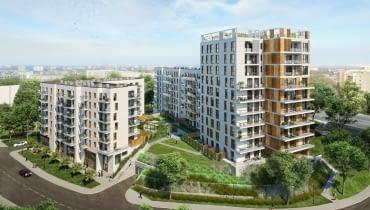 Żoli Żoli - nowa inwestycja mieszkaniowa na Żoliborzu.