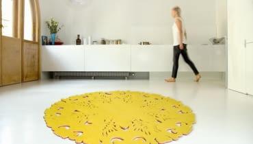 dywany; projekt: Moho Design