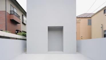 japonia, dom, minimalizm, tokio, datar, dom jednorodzinny