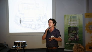 Diarmuid Gavin - gość specjalny wystawy Zieleń To Życie 2011