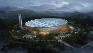 Projekt nowej spalarni odpadów w Shenzhen