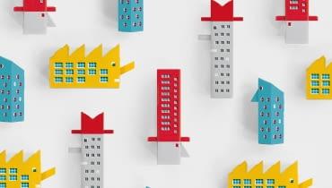 'The Constructivist' nowa kolekcja wycinanek od Zupagrafika