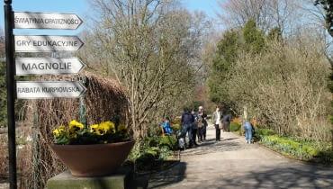 Ogród Botaniczny w Warszawie