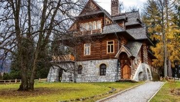 Willa Dom Pod Jedlami
