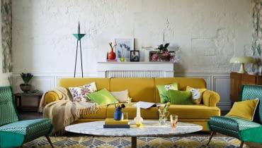 Kwiatowe motywy w nowej kolekcji Zara Home