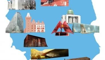 Te budynki zmienią polskie miasta. Przegląd inwestycji w budowie.