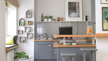 kuchnia, metamorfoza kuchni, meble kuchenne