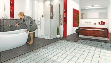 ogrzewanie podłogowe akumulacyjne,ogrzewanie podłogowe elektryczne