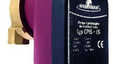 Korpusy pomp cyrkulacyjnych wykonywane są z brązu, mosiądzu lub stali nierdzewnej, czyli materiałów odpornych na korozję.