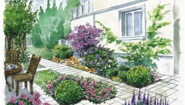Dodatkowy ogród