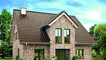 Dachówki ceramiczne są uznawane za bardzo trwały materiał na dach