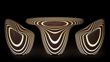 Bright Woods Collection, proj. Giancarlo Zema dla Luxyde.