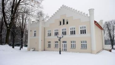 TARNOW PALACYK PARK STRZELECKI PAWEL TOPOLSKI