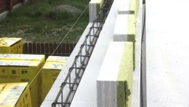 beton komórkowy, ściany, budowa domu