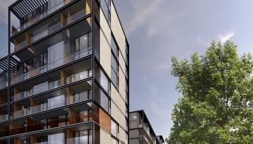 Nowe apartamenty na Żoliborzu