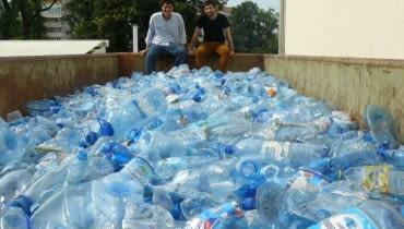 Architekci od butelek: Maciej Siuda i Rodrigo Garc~a Gonzalez