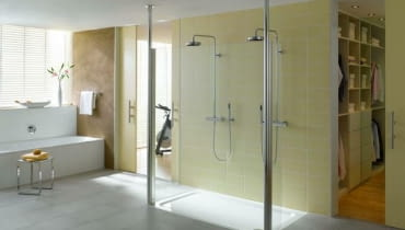 folia w płynie, łazienka, prysznic
