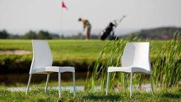 Krzesła ogrodowe El Sol