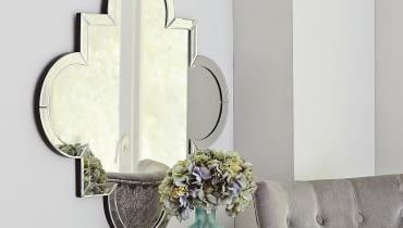 Zara Home, lustro