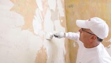 wyrównywanie ścian i sufitów