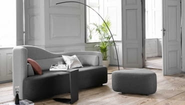 Sofa Ottawa - proj. Karim Rashid