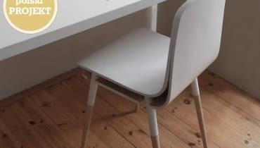 krzesło, polski projekt, double, polski design