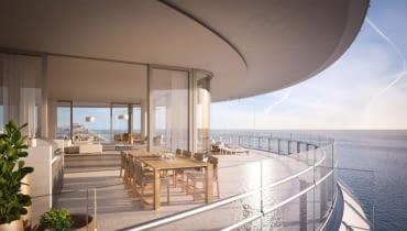Znany tenisista Novak Djokovic kupił niezwykły apartament