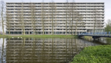 Galeriowiec Kleiburg - finalista nagrody Mies van der Rohe 2017