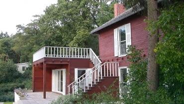 Dom Alberta Einsteina w Poczdamie