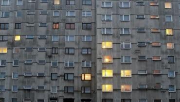 09.12.2012 SOSNOWIEC UL DMOWSKIEGO . FOT. GRZEGORZ CELEJEWSKI / AGENCJA GAZETA
