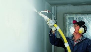 Rodzaj tynku może poprawić izolacyjność akustyczną ścian murowanych