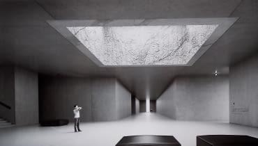 Zwycięski projekt Muzeum Żołnierzy Wyklętych, autorstwa pracowni M.O.C. Architekci z Katowic
