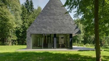 Dom w Trokach, proj. Aketuri Architektai