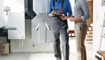 rekuperator, wentylacja mechaniczna
