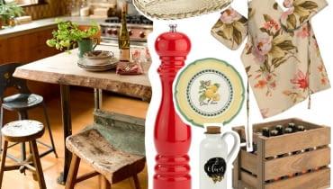 Kuchnia włoska - akcesoria