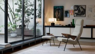 Walter Knoll. Votteler Chair. Projekt: Arno Votteler.