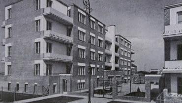 Szare Domy w Warszawie