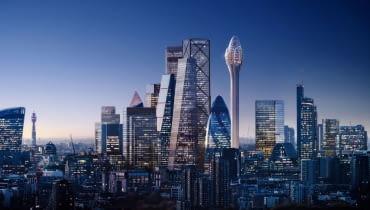 The Tulip w Londynie. Proj. Foster + Partners