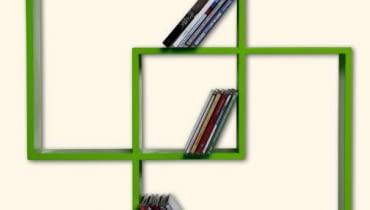 Na przybory szkolne, płyty CD, książki i drobiazgi. Półki otwarte lub dyskretnie ukryte za drzwiczkami. Całkiem serio albo o zabawnej, przyciągającej wzrok formie. Naprawdę jest w czym wybierać! <BR >Płyta laminowana, 60,5 x 10,5 cm, wys. 60,5 cm, 240 zł, glamstore.pl
