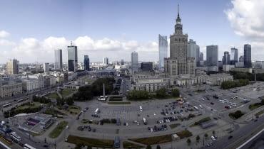 Konkurs na opracowanie koncepcji funkcjonalno-przestrzennej dla Placu Centralnego w Warszawie