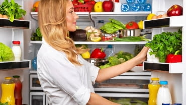 Jak wyczyścić lodówkę?