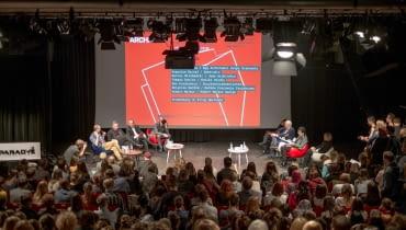 Archiblok - 10 lat w polskiej architekturze. Relacja z dyskusji, która odbyła się w ramach Łódź Design Festival