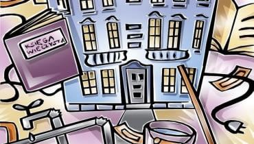 Wszelkie prawa i obowiązki właścicieli oraz zarząd nieruchomością wspólną regulują przepisy ustawy o własności lokali