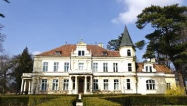 Pałacyk w Gosławicach pod Wrocławiem